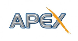 APEX colour logo